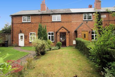 2 bedroom terraced house to rent - Warwick Road, Knowle, B93 9LU
