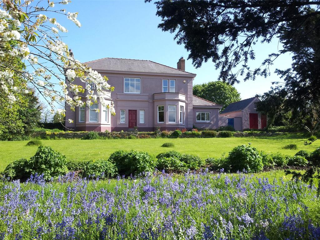 5 Bedrooms Detached House for sale in Castle Terrace, Berwick-upon-Tweed, Northumberland