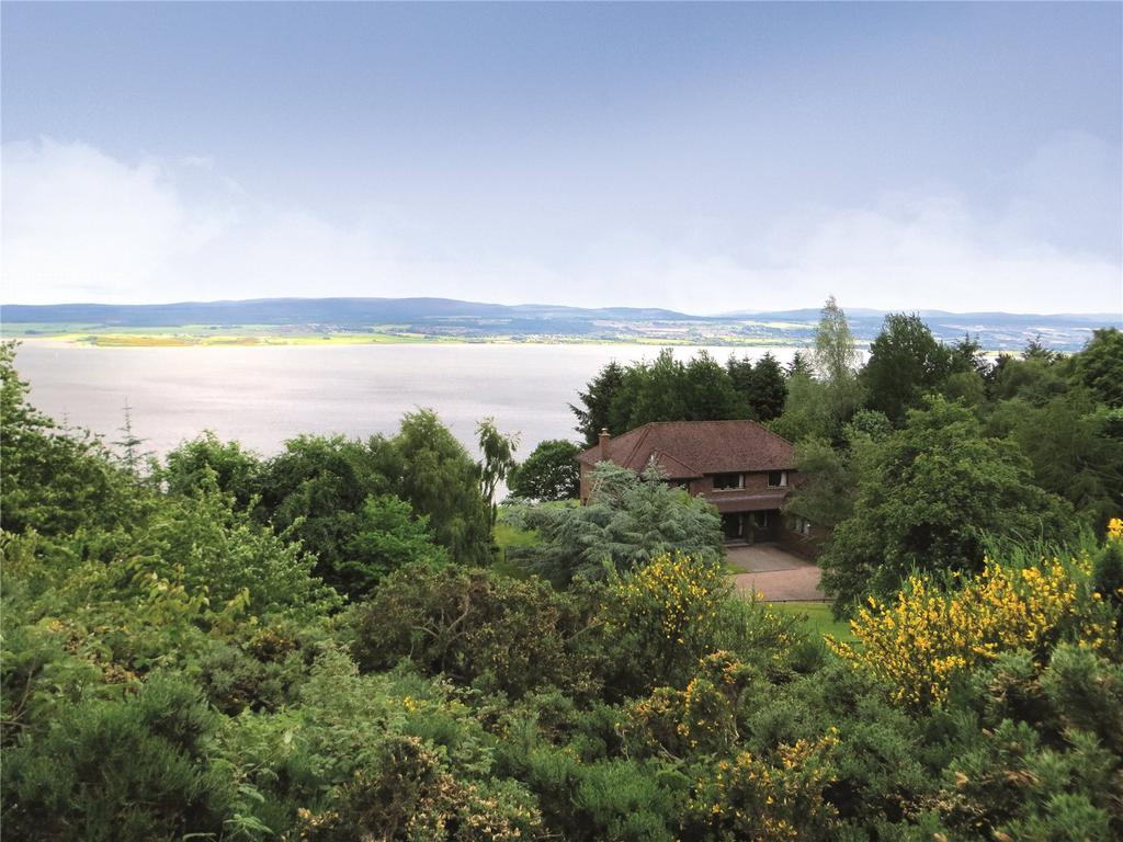 4 Bedrooms Detached House for sale in North Kessock, Inverness