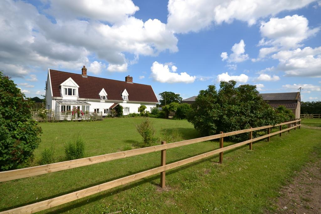 4 Bedrooms Detached House for sale in South Lopham, Norfolk