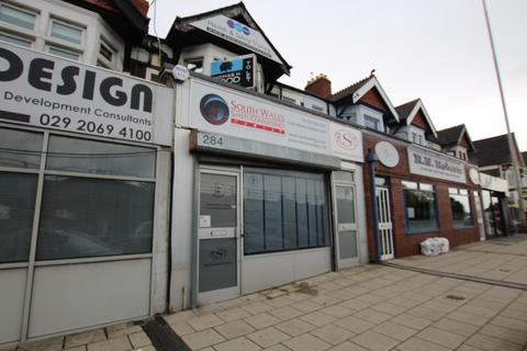 Property to rent - North Road, Gabalfa, Cardiff