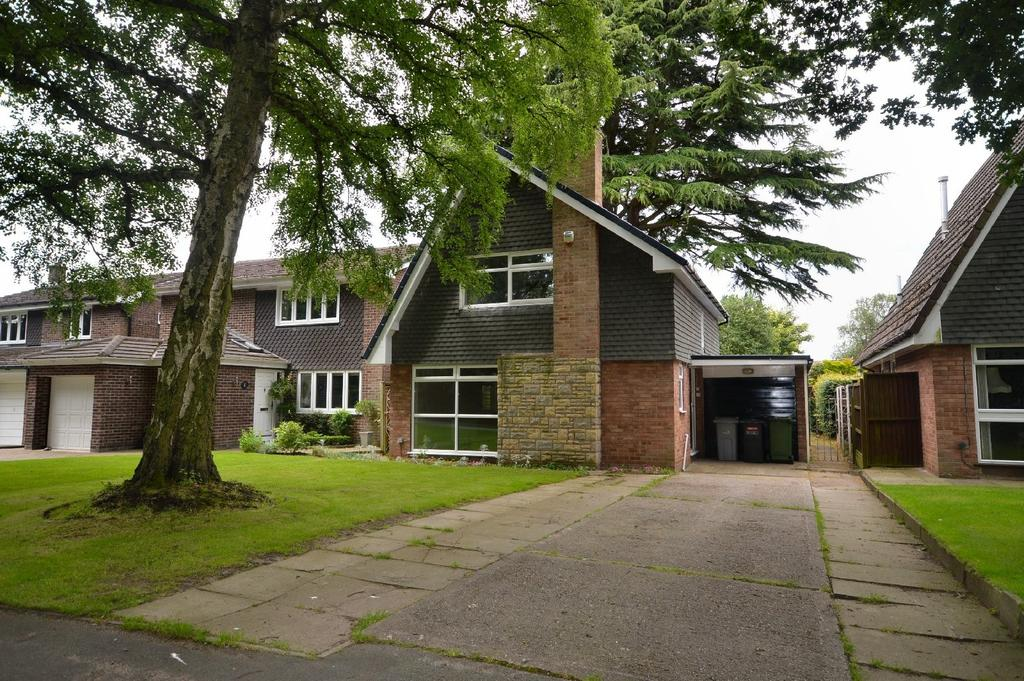 2 Bedrooms Detached House for rent in Beggarman's Lane, Knutsford