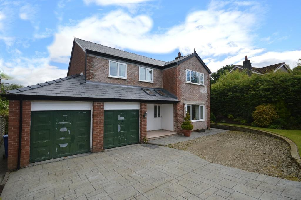 4 Bedrooms Detached House for sale in Clement Road, Mellor