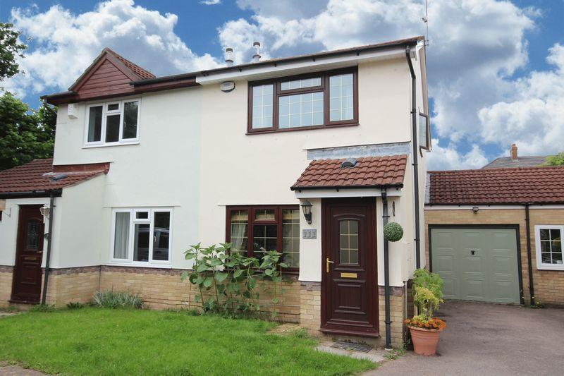 2 Bedrooms Semi Detached House for sale in Silver Birch Close, Whitchurch