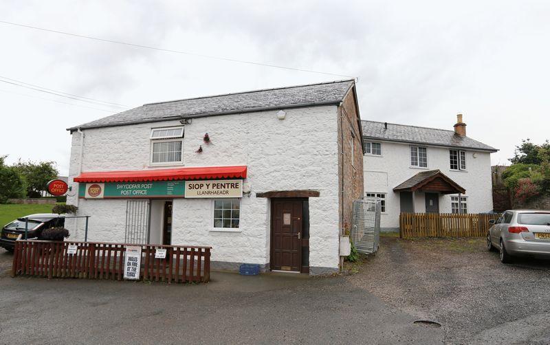 3 Bedrooms Detached House for sale in Pentre, Denbigh
