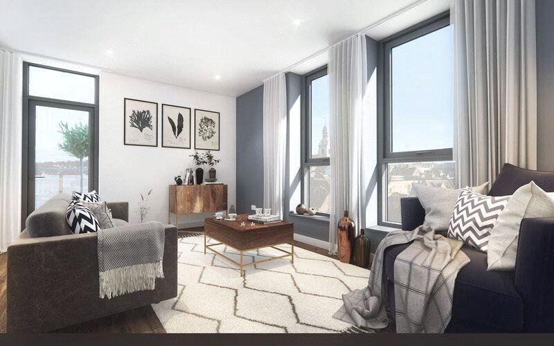 2 Bedrooms Flat for sale in The Gramercy, Creek Road, Greenwich, London, SE10