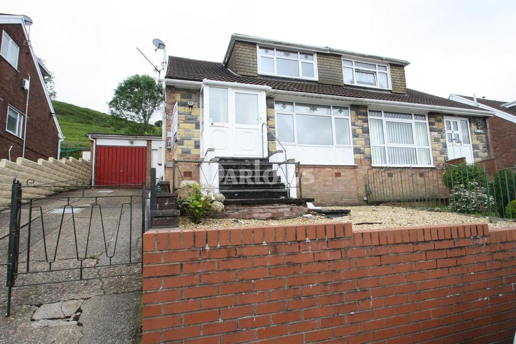 3 Bedrooms Bungalow for sale in Kimberley Way, Porth