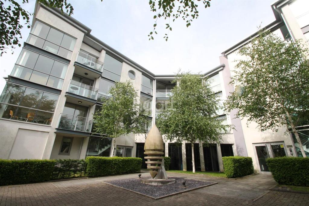2 Bedrooms Flat for sale in The Marlborough, Mapperley Park, Nottingham
