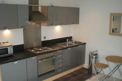 Studio to rent - Porter 2 3 Pomona Street,  Sheffield, S11