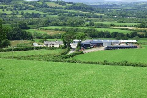 Farm for sale - Velfrey Road, Whitland