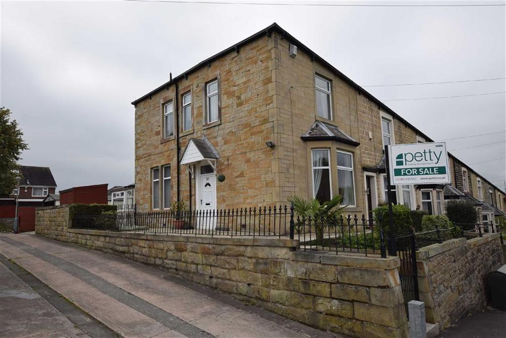 3 Bedrooms Terraced House for sale in Rosehill Road, Burnley, Lancashire