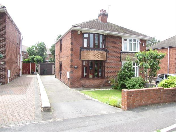 3 Bedrooms Semi Detached House for sale in Crookhill Road, Conisbrough, Doncaster, DN12 2AD