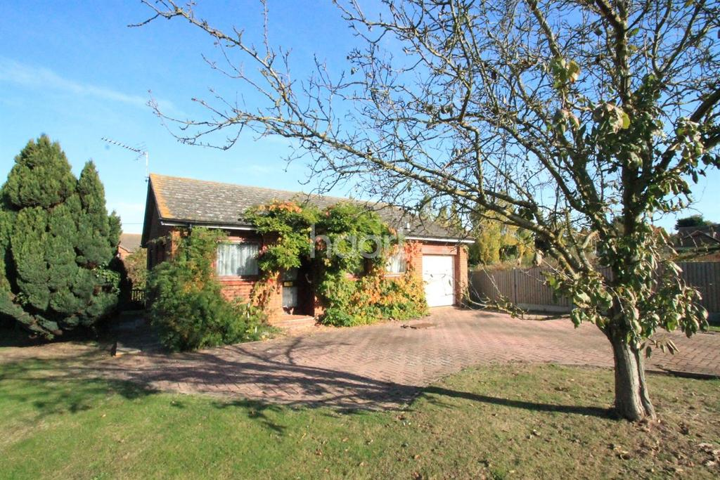 2 Bedrooms Bungalow for sale in Boundary Close
