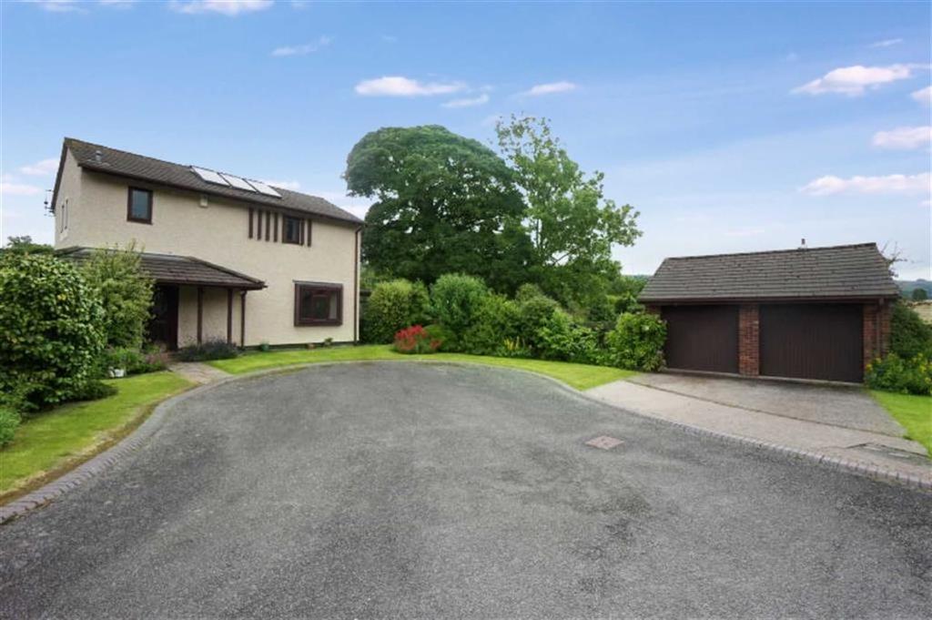 3 Bedrooms Detached House for sale in Llys Y Wennol, Llanrwst, Conwy