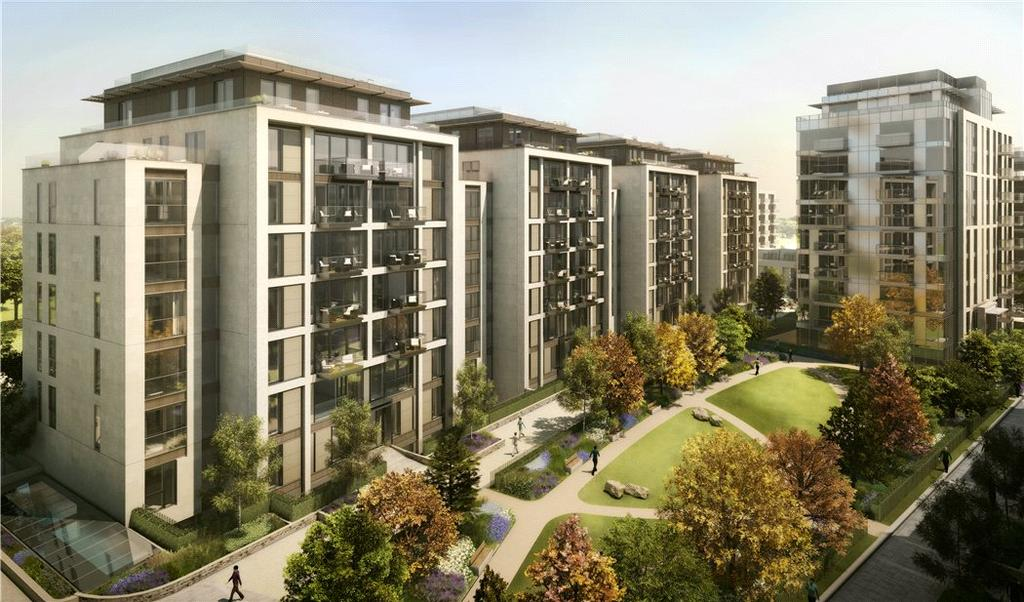 3 Bedrooms Flat for sale in Lillie Square, Seagrave Road, Earl's Court, London, SW6