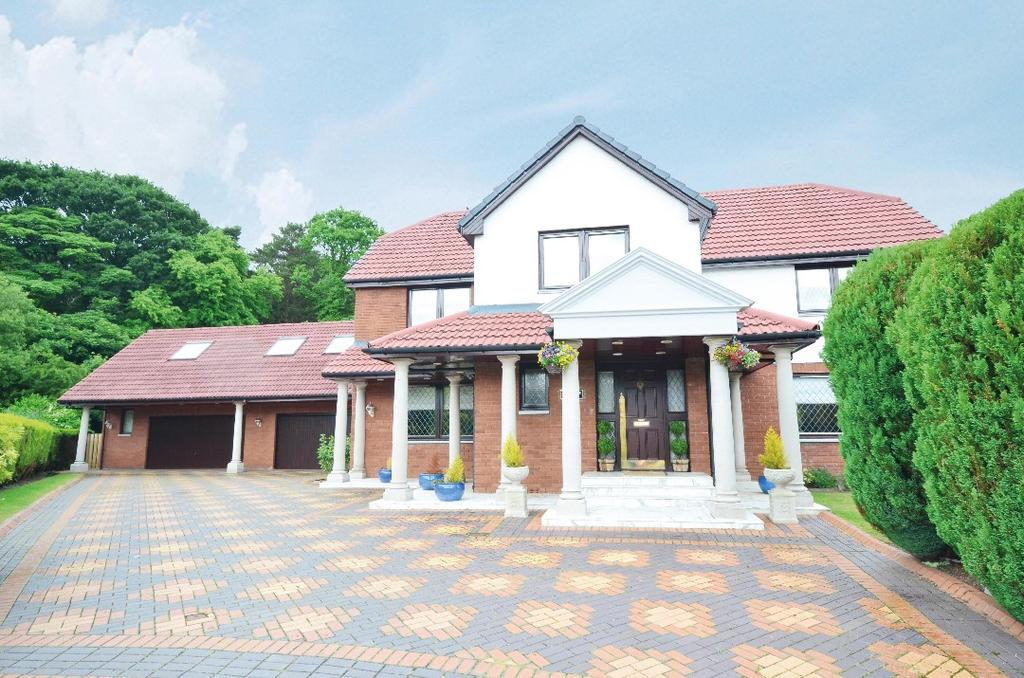 5 Bedrooms Detached House for sale in Sunningdale Wynd, Bothwell, South Lanarkshire, G71 8EQ