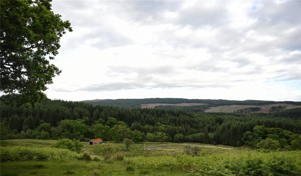 Land Commercial for sale in Land At Ardteatle, Dalmally, Argyll and Bute, PA33