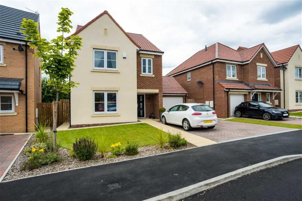 4 Bedrooms Detached House for sale in Rushyford Drive, Chilton, County Durham