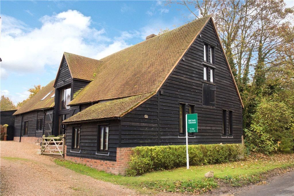 4 Bedrooms Unique Property for sale in Dubbs Knoll Road, Guilden Morden, Royston, Cambridgeshire