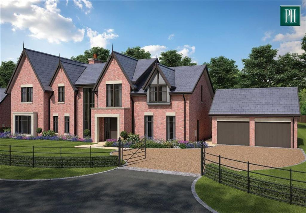5 Bedrooms Detached House for sale in The Woodlands Plot 2, Bollington Lane, Nether Alderley