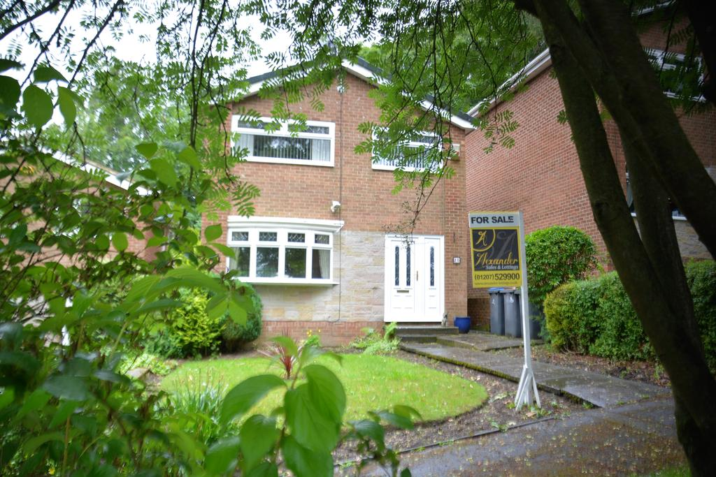 3 Bedrooms Detached House for sale in Meadow Way, Lanchester DH7