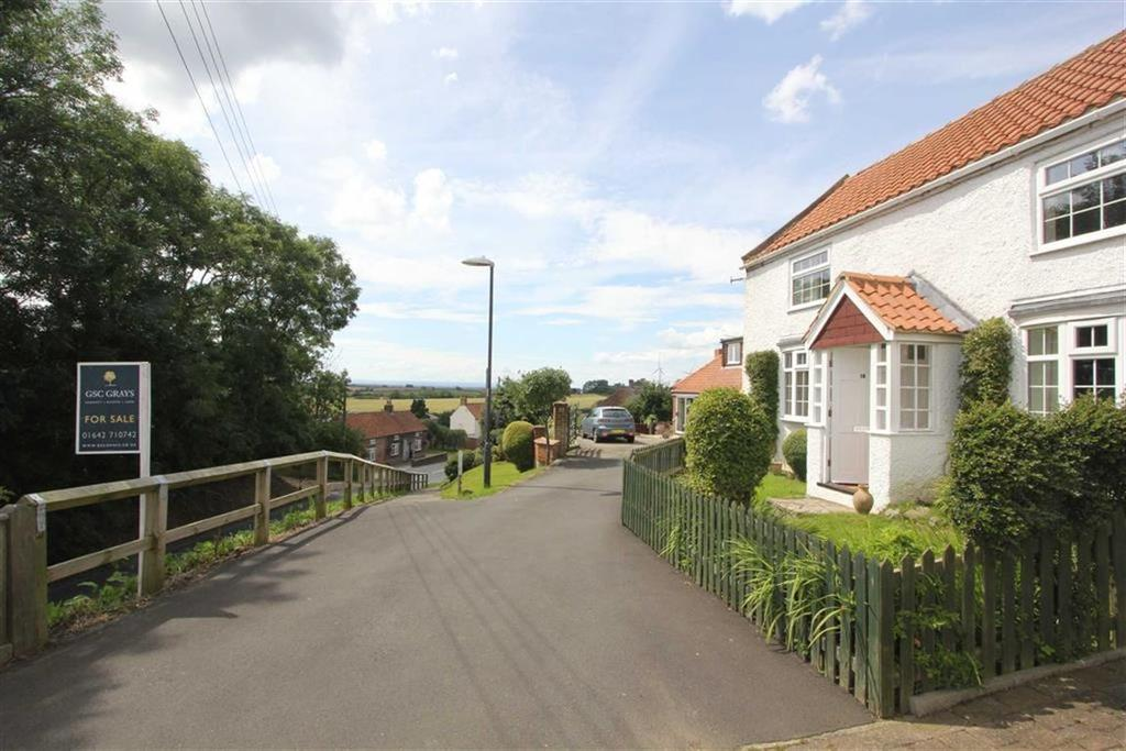 3 Bedrooms Cottage House for sale in Hilton Road, Seamer