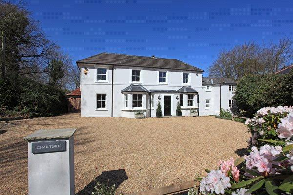 5 Bedrooms Detached House for sale in Brasted Chart, Westerham, Kent, TN16