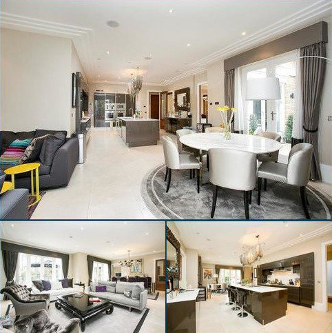 6 bedroom house to rent - Roedean Crescent, London, SW15