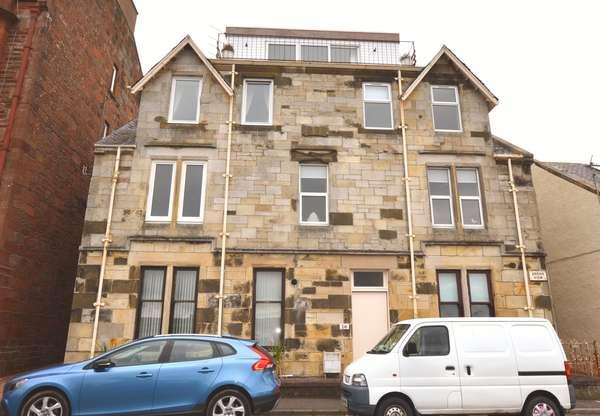 3 Bedrooms Maisonette Flat for sale in Flat 2/R 16 Bay Street, Fairlie, KA29 0AL