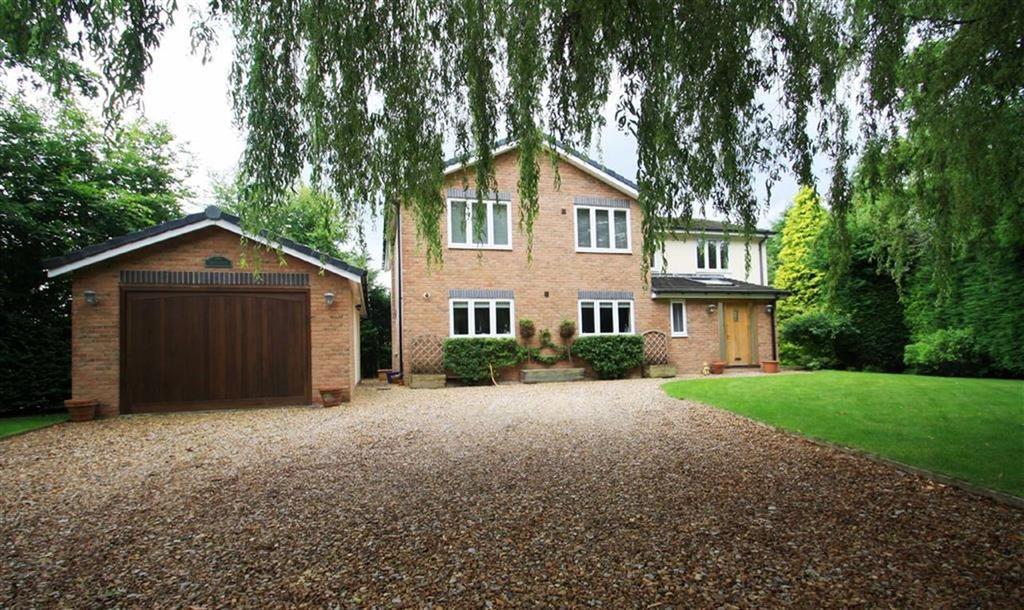 4 Bedrooms Detached House for sale in One Oak Lane, Wilmslow
