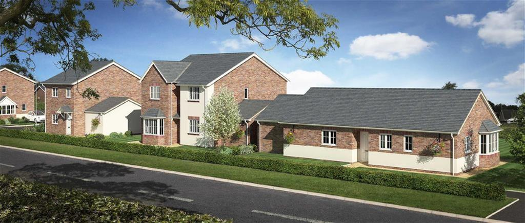 4 Bedrooms Detached House for sale in Brookfield Rise, Nr Ellesmere, LL13