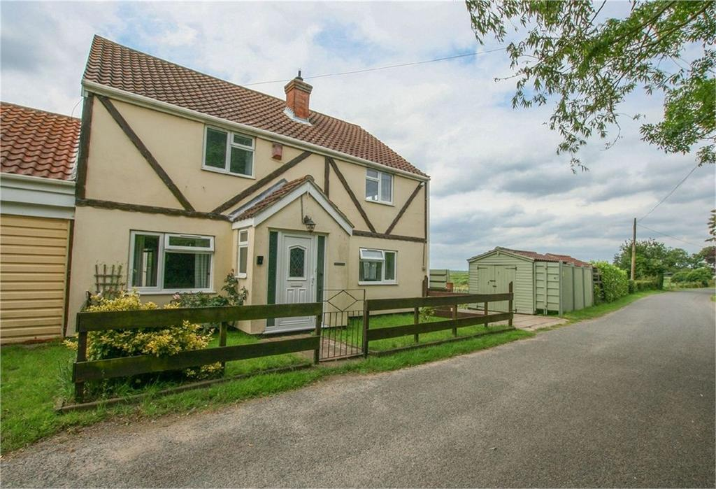 5 Bedrooms Detached House for sale in Nogdam End, Norton Subcourse, Norwich, Norfolk