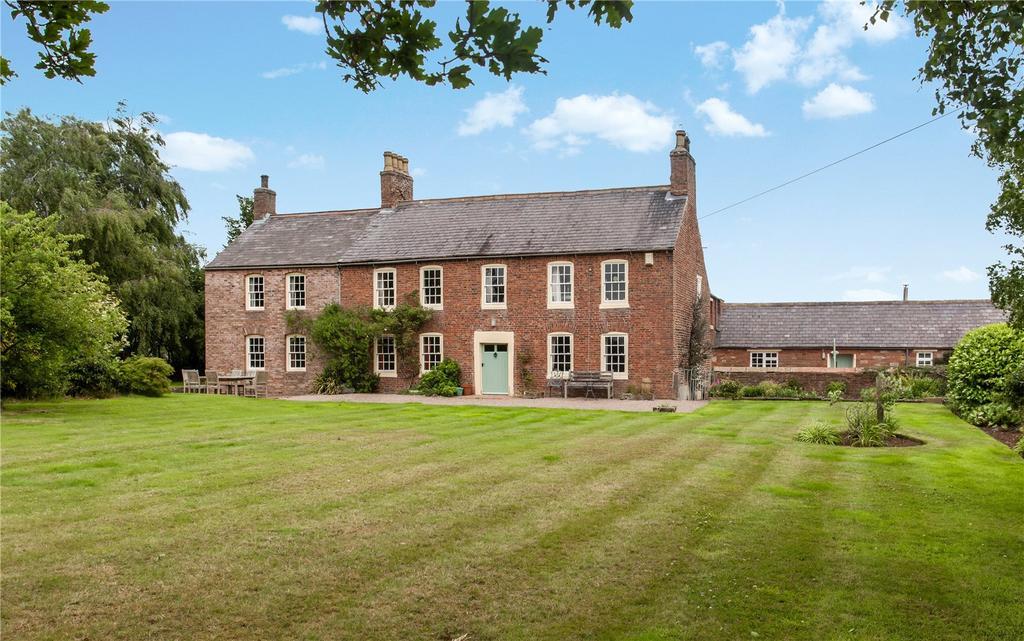 6 Bedrooms Unique Property for sale in Rickerby, Carlisle, Cumbria, CA3