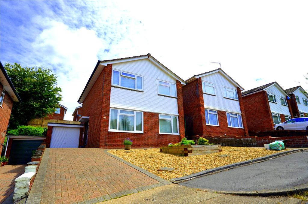 4 Bedrooms Detached House for sale in Forsythia Drive, Cyncoed, Cardiff, CF23