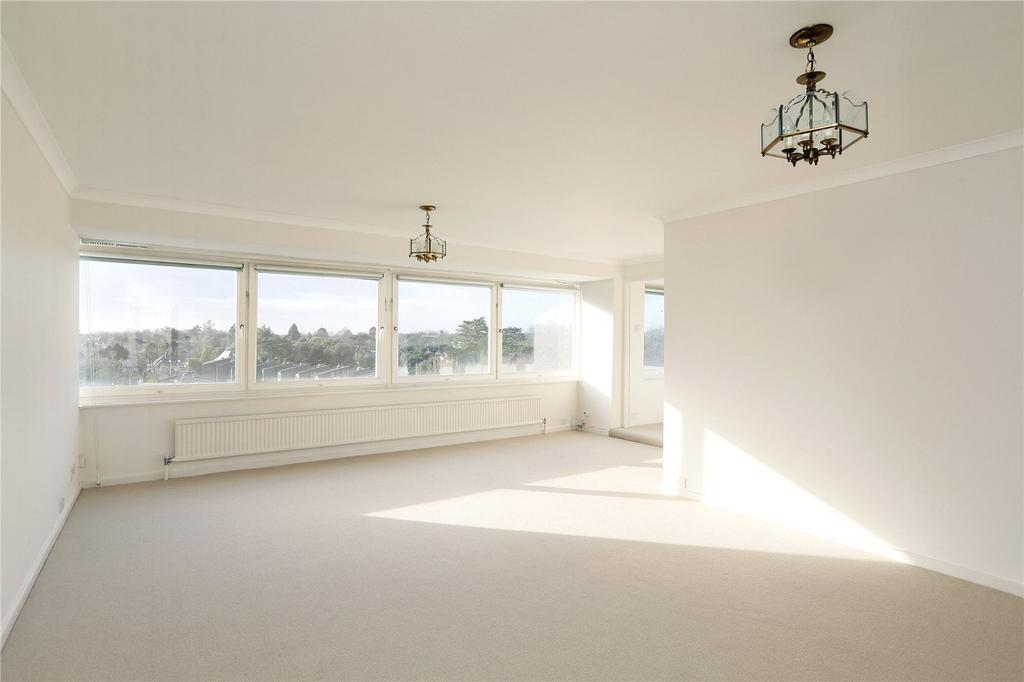 2 Bedrooms Flat for sale in Burghley House, Somerset Road, Wimbledon, London, SW19