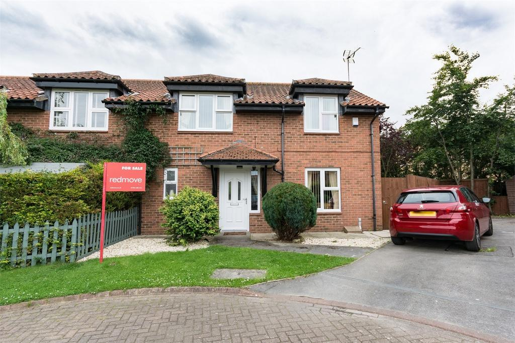 3 Bedrooms Semi Detached House for sale in Dickens Close, Huntington, YORK