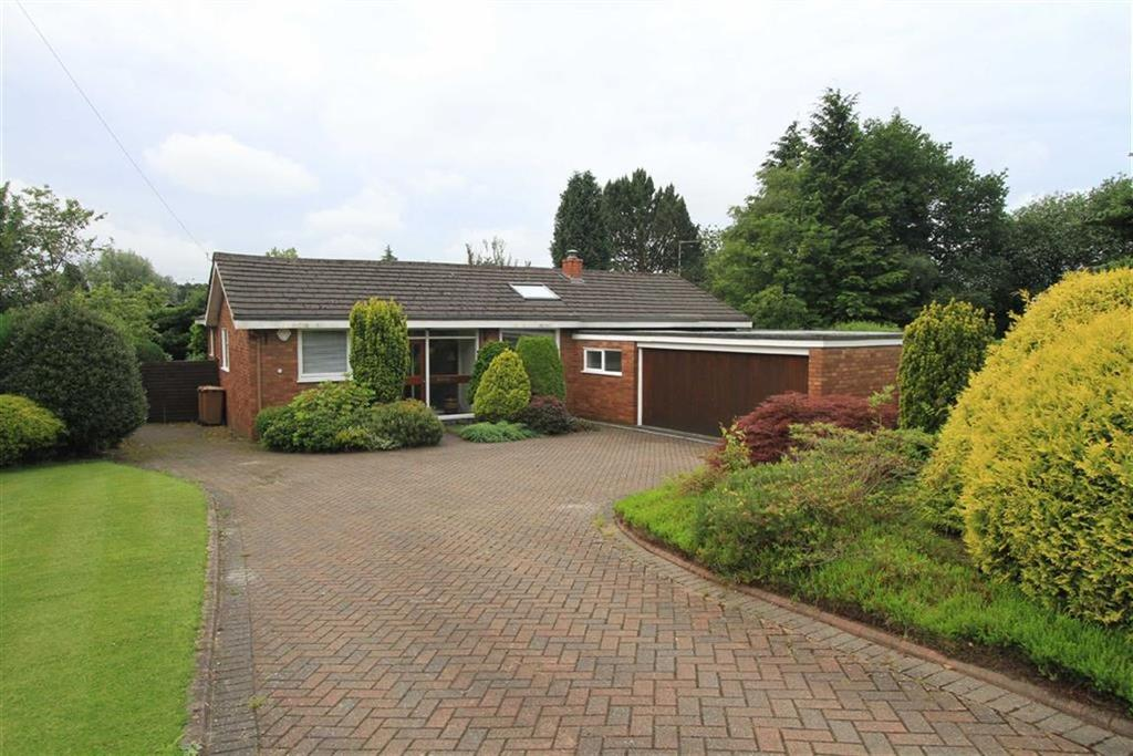 4 Bedrooms Detached Bungalow for sale in 20, Northdene Drive, Bamford, Rochdale, OL11