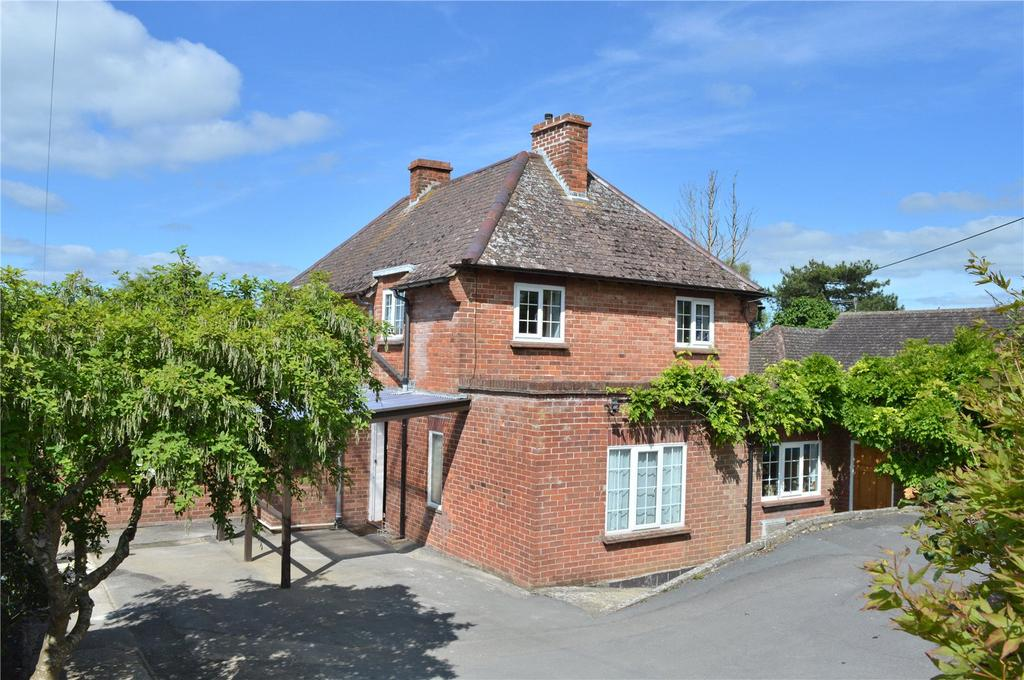 5 Bedrooms Detached House for sale in West Bay Road, Bridport, Dorset