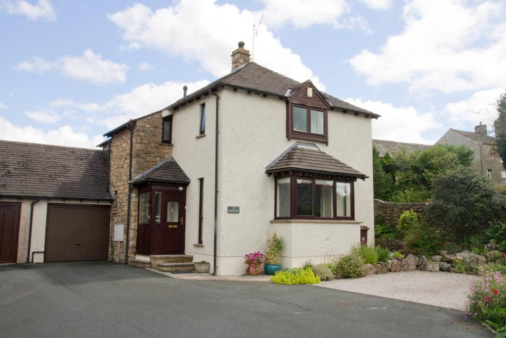 3 Bedrooms Link Detached House for sale in 2 Harley Close, Low Bentham, Lancashire, LA2 7HD