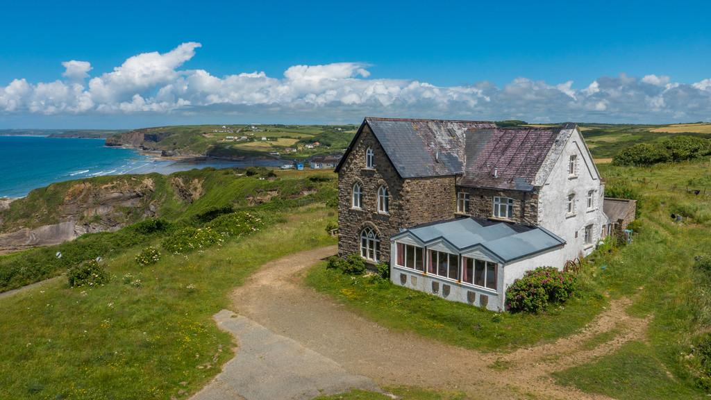 14 Bedrooms Detached House for sale in Haven Fort Hotel, Little Haven, Broad Haven, Haverfordwest, Pembrokeshire, West Wales, SA6 3LA
