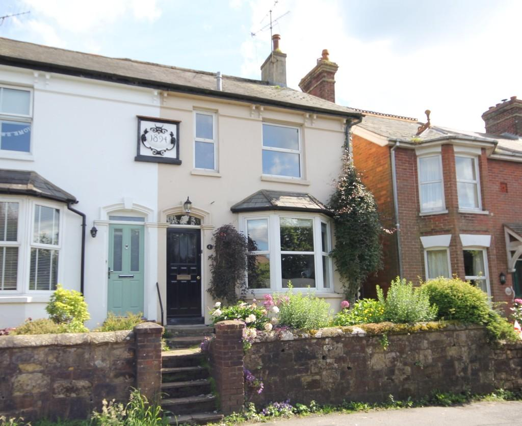 4 Bedrooms End Of Terrace House for sale in Church Road, Rotherfield