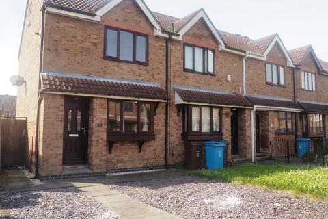 2 bedroom end of terrace house to rent - The Rydales, Hull, HU5 1QD