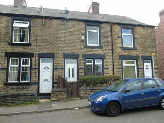 2 Bedrooms Terraced House for sale in 17 Barnsley Road, Darfield, Barnsley, S73 9PA