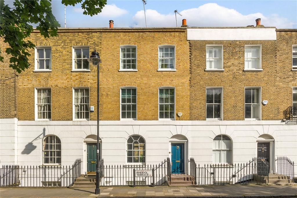 4 Bedrooms Terraced House for sale in Rheidol Terrace, Angel, London