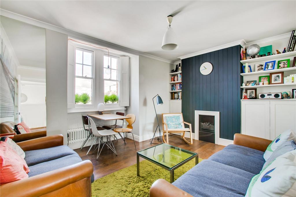2 Bedrooms Flat for sale in Sheen Lane, East Sheen, London