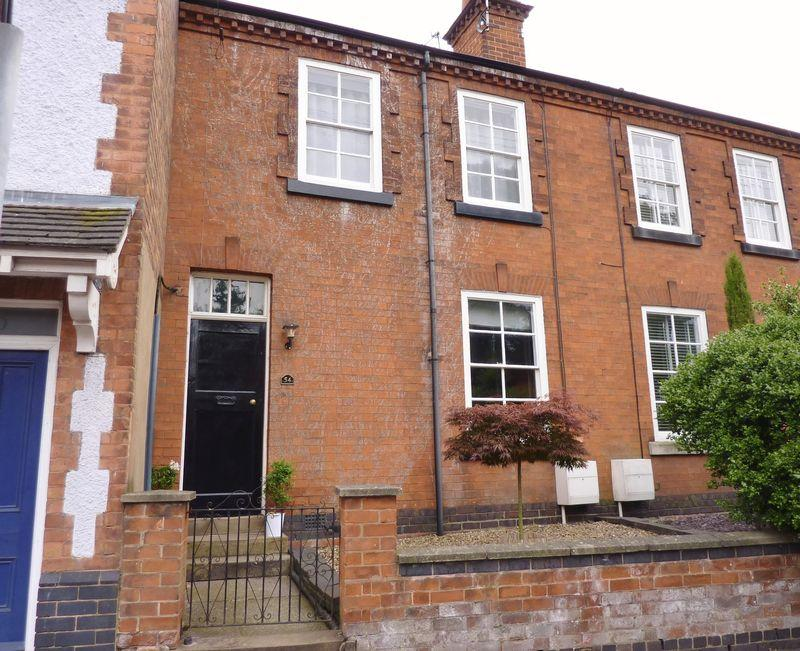 3 Bedrooms Terraced House for sale in High Street, Repton