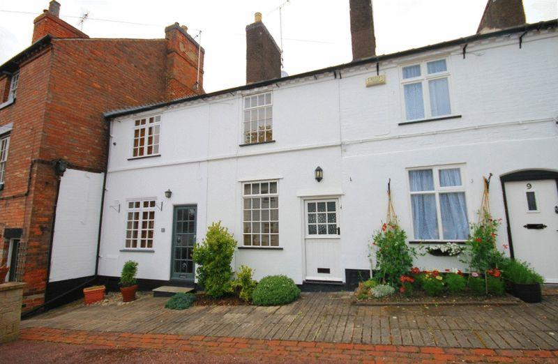 2 Bedrooms Terraced House for sale in HILL SQUARE, DARLEY ABBEY