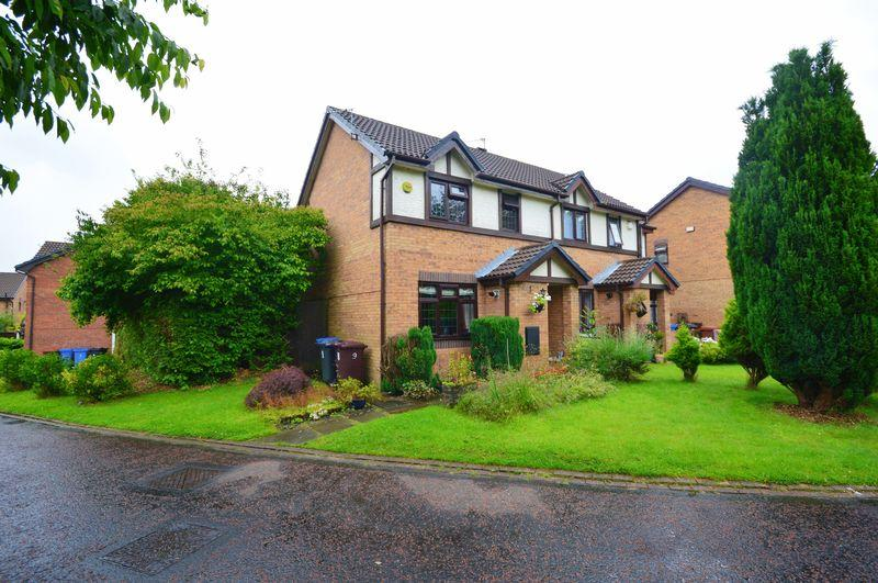 2 Bedrooms Semi Detached House for sale in Kestrel Grove, Halewood
