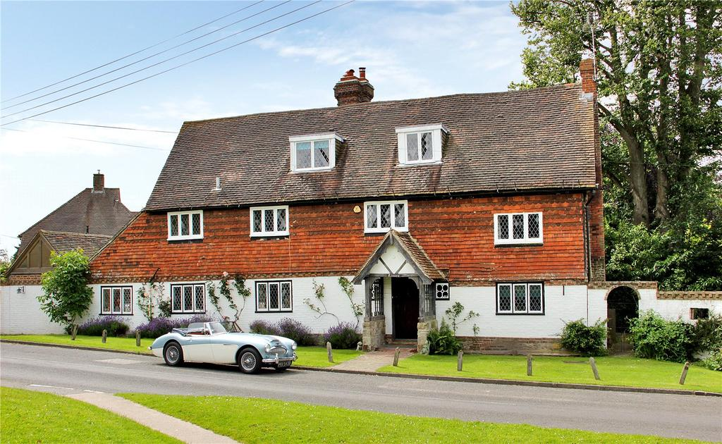 4 Bedrooms Detached House for sale in Lewes Road, Horsted Keynes, West Sussex, RH17