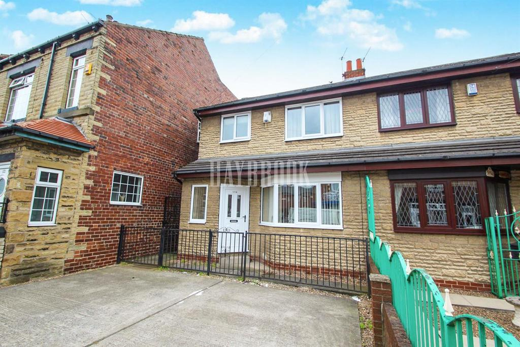 3 Bedrooms Semi Detached House for sale in Barnsley Road, Cudworth
